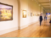 Visit Naughton Gallery Website